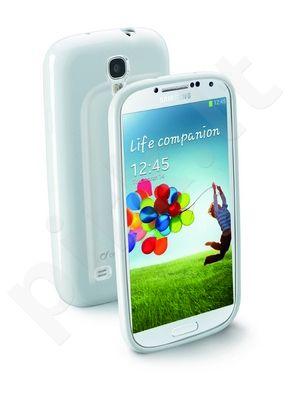 Samsung Galaxy S4 dėklas SHOCKING Cellular baltas