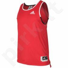 Marškinėliai krepšiniui Adidas Commander 16 Junior S98486