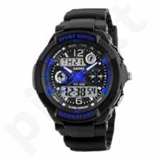 Vaikiškas, Moteriškas laikrodis SKMEI AD1060 Kids Blue