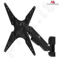 Maclean MC-785 TV holder black gas spring 32 ''-55'' 22kg