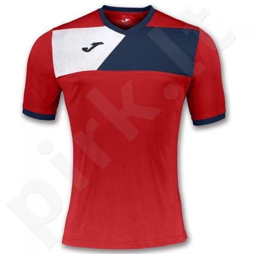 Marškinėliai futbolui Joma Crew II M 100611.603