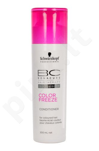 Schwarzkopf BC Cell Perfector Color Freeze kondicionierius, kosmetika moterims, 200ml