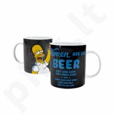 """Gigantiškas Simpsonų puodelis """"Moterys kaip alus"""" (850ml)"""