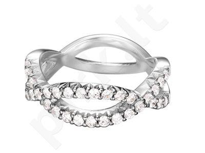 Esprit moteriškas žiedas ESRG92332A180
