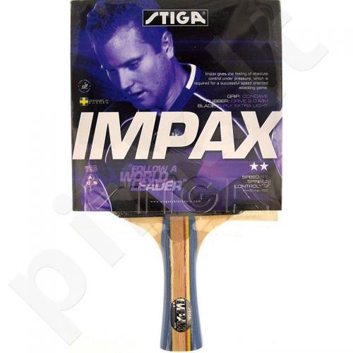 Raketė stalo tenisui STIGA Impax** ACS