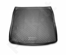 Guminis bagažinės kilimėlis PEUGEOT 508 SW  2013-> black /N30020