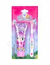 Hatchimals Hatchimals, rinkinys dantų šepetėlis vaikams, (Toothbrush 1 pc + Toothpaste 75 ml)
