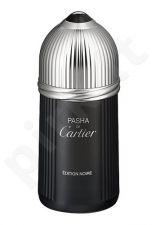 Cartier Pasha Noire Edition, 100ml, tualetinis vanduo vyrams