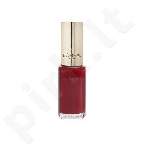 L´Oreal Paris Color Riche nagų lakas, kosmetika moterims, 5ml, (CP6 Freida´s Nude)