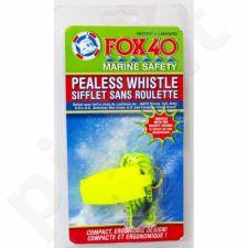 Švilpukas FOX40 Micro Marine Safety + virvutė 9513-1308