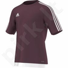 Marškinėliai futbolui Adidas Estro 15 Junior S16158