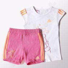 Komplektas Adidas Winnie the Pooh Girls Summer Set Kids S22051