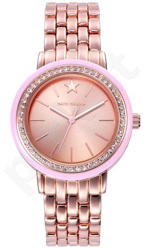 Moteriškas laikrodis MARK MADDOX – Pink Gold. 34 mm. kvarcinis WR 30 meters