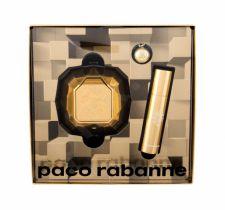 Paco Rabanne Lady Million, rinkinys kvapusis vanduo moterims, (EDP 50 ml + EDP 10 ml + raktų pakabukas)