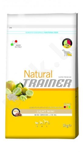 Trainer NATURAL LIGHT mini (Vištiena/Kalakutiena) 2kg