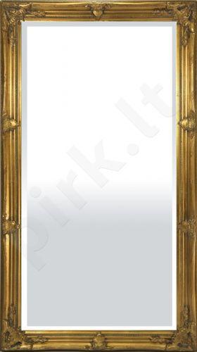 Veidrodis aukso spalvos 73160