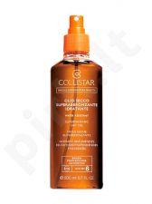 Collistar Super deginimosi Sausas aliejusSPF 6, kosmetika moterims, 200ml