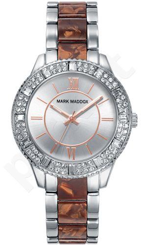 Moteriškas laikrodis MARK MADDOX – Street Style. 36 mm. kvarcinis WR 30 meters