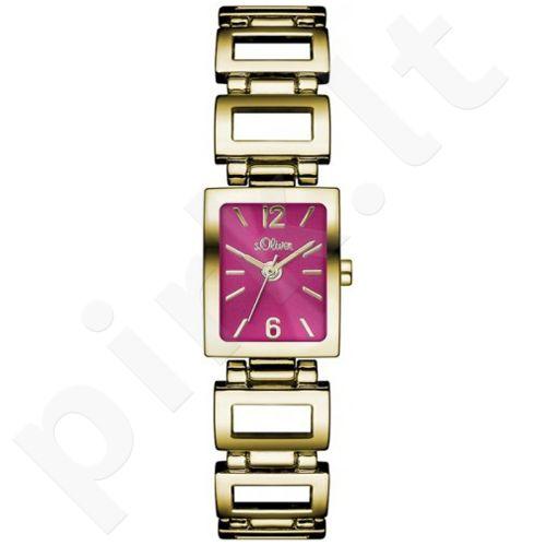 s.Oliver SO-3031-MQ moteriškas laikrodis