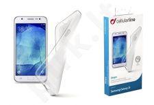 Samsung Galaxy J5 dėklas SHAPE Cellular permatomas