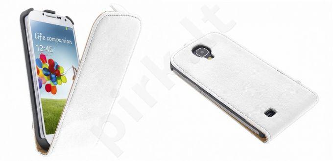 Samsung Galaxy S4 dėklas EXCLUSIVE GT baltas