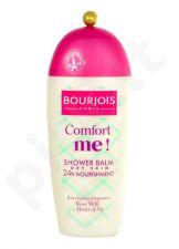 BOURJOIS Paris Comfort Me Shower Balm 24H Nourishment, kosmetika moterims, 250ml