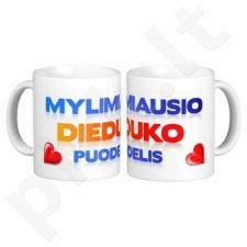 Mylimiausio Dieduko puodelis