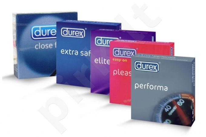 DUREX Rinkinys