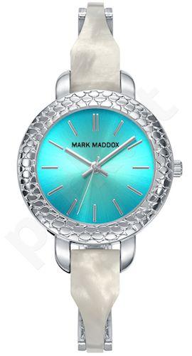 Moteriškas laikrodis MARK MADDOX – Trendy Silver. 32 mm. chronometras. kvarcinis WR 30 meters