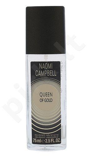 Naomi Campbell Queen of Gold, dezodorantas moterims, 75ml