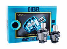 Diesel Only The Brave, rinkinys tualetinis vanduo vyrams, (EDT 75 ml + EDT 35 ml)