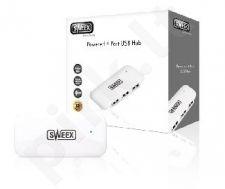 USB šakotuvas Sweex 4x USB 2.0 išorinis