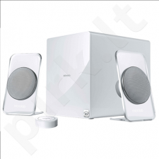 Microlab FC-60BT 2.1 Speakers/ 105W RMS (25Wx2+55W)/ Bluetooth, Optical, 2xRCA/ NFC Enabled Remote Control/ DSP, HC2D