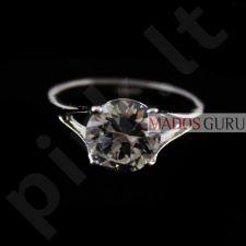 Elegantiškas žiedas Z525