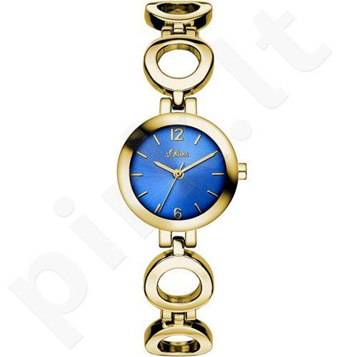 s.Oliver SO-3070-MQ moteriškas laikrodis