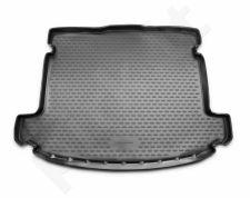 Guminis bagažinės kilimėlis KIA Carens 2013-> (5  seats) black /N21003