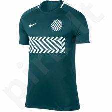 Marškinėliai futbolui Nike Dry Academy Junior 859936-425