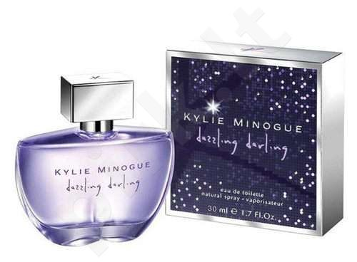 Kylie Minogue Dazzling Darling, tualetinis vanduo (EDT) moterims, 30 ml