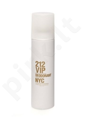 Carolina Herrera 212 VIP, dezodorantas moterims, 150ml