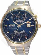 Vyriškas laikrodis Orient FEU00000DW