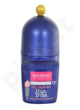 BOURJOIS Paris Antiperspirant 72 H Deo Roll-on High Trust, kosmetika moterims, 50ml