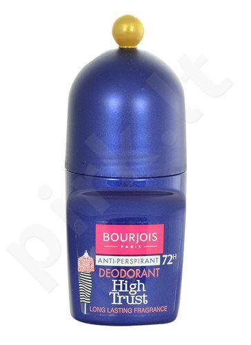 BOURJOIS Paris Antiperspirant 72 H Deo Roll-on High Trust, kosmetika moterims, 50ml