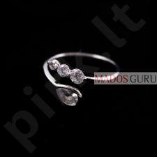 Elegantiškas žiedas Z526