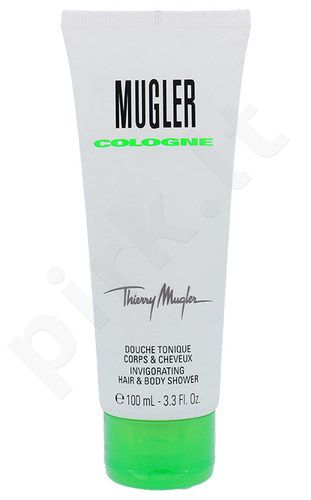 Thierry Mugler Cologne, dušo želė vyrams, 100ml