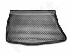 Guminis bagažinės kilimėlis KIA Ceed hb 2012-> (lux)  black /N21007