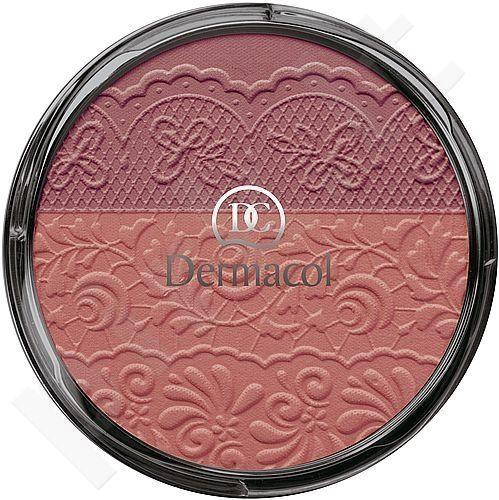 Dermacol DUO skaistalai 2, 8,5g, kosmetika moterims