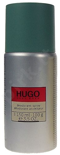 HUGO BOSS Hugo Man, dezodorantas vyrams, 150ml