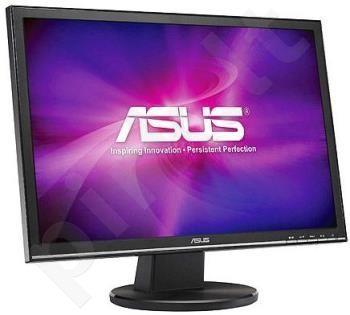 Asus Monitorius LCD VW224T, 22'' wide, 5ms,DVI , garsiakalbiai