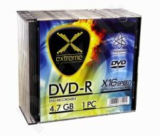 DVD-R Extreme [ slim jewel case 10 | 4.7GB | 16x ]