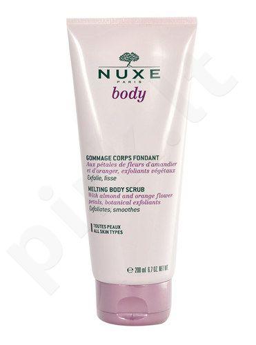 Nuxe Body Melting kūno pilingas, kosmetika moterims, 200ml